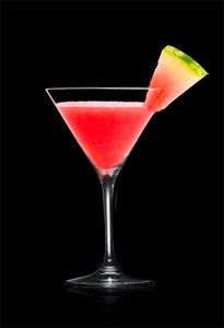 Tequila - Watermelon Cocktail White Tequila is the healthiest alcohol ...