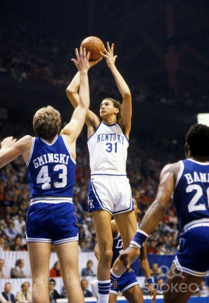 Sam Bowie | Kentucky Wildcats-Basketball | Pinterest