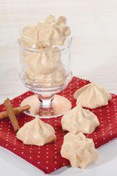 Cinnamon Swirl Meringue Cookies | Delicious ideas | Pinterest