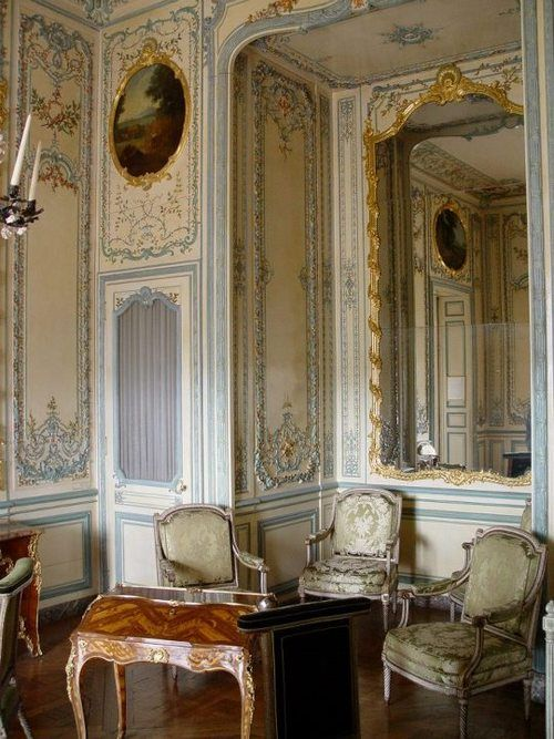Private apartments of the Dauphine, Versailles