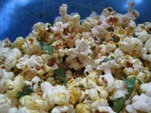 Indian spiced popcorn | lil' bites and a side of sumpin' sumpin' ...