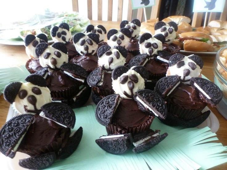 panda bear baby shower decorations panda shower panda cupcak