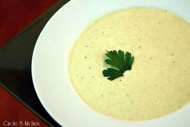 Creamy Artichoke Soup | Food - Soups & Stews | Pinterest