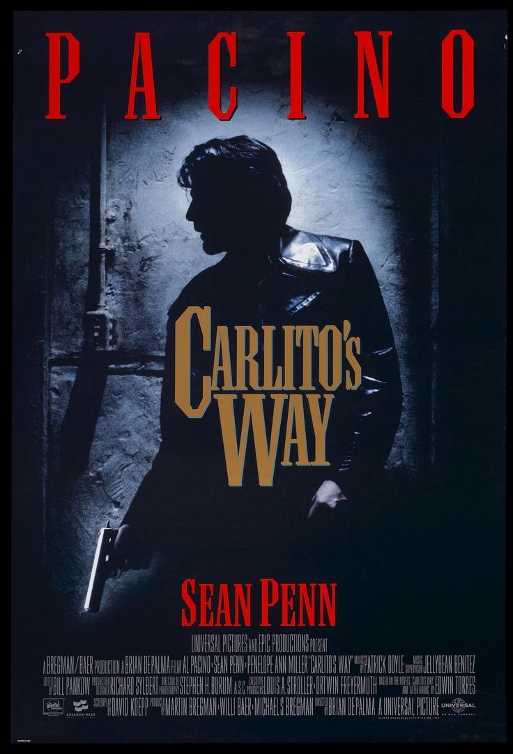 carlitos way movie night pinterest