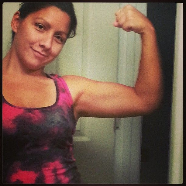 Day 20 of the 30 day arm challenge. Follow me on my blog for updates http://www.lifeisonlywhatyoumakeit.blogspot.com
