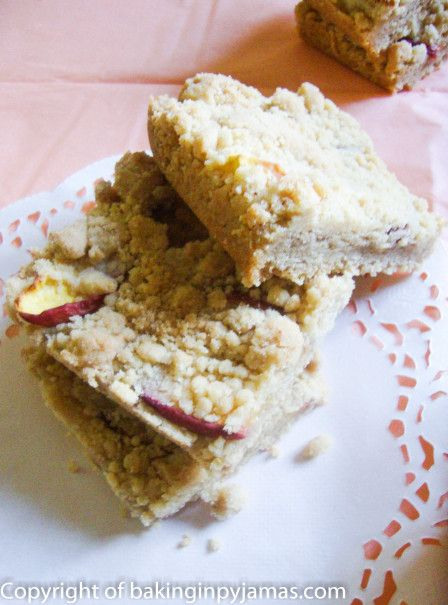 Peach Brown Buttered Shortbread | Sweet Things | Pinterest