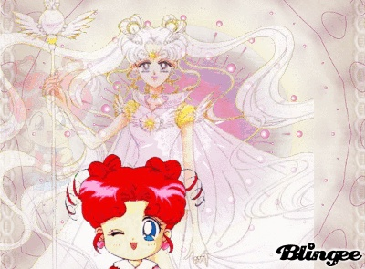 sailor cosmos  Sailor Chibi Chibi Moon/Sailor Cosmos