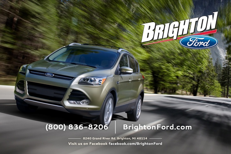 Check out our 1st review of the 2013 Ford Escape in the latest I love Brighton Ford blog post!