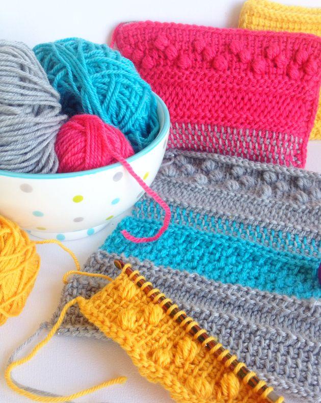Tunisian crochet Crochet - Tunisian Pinterest