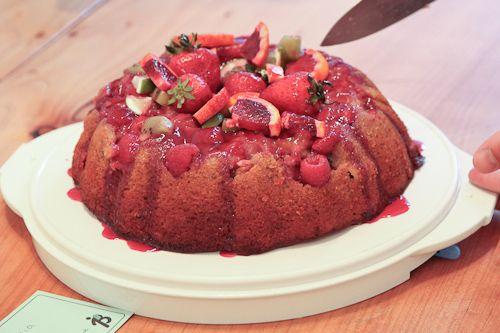 The Sangria Cake | Recipe