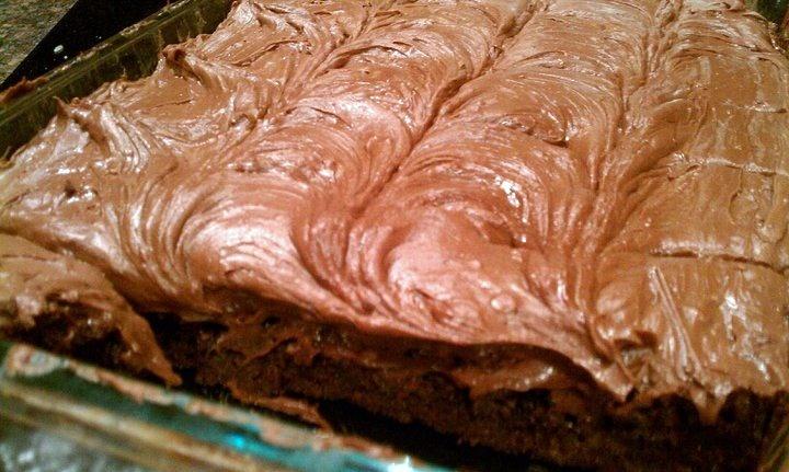 ... Simple Measures: Sending Prayers...and Raspberry Truffle Brownies