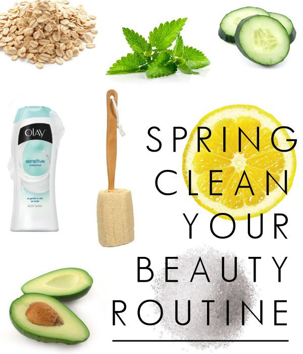 Easy steps spring clean your beauty routine http stylistdiva