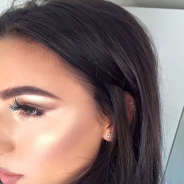 Winter highlighter tips that will make you glow