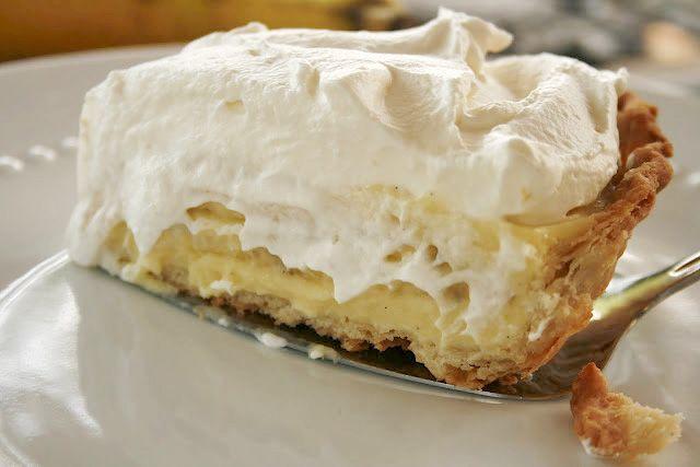 Banana Cream Pie By Cooks Illustrated | Ooey gooey yumminess | Pinter ...
