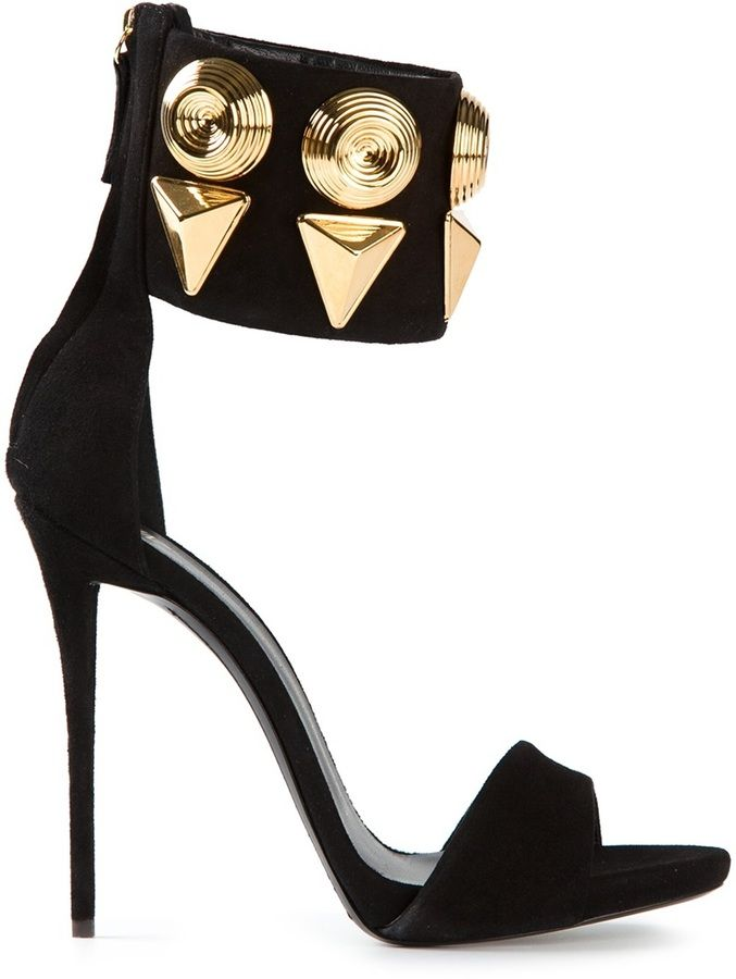 Giuseppe Zanotti high heel pumps