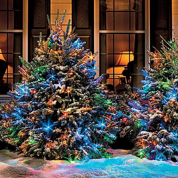 56 Outdoor Christmas Decorating Ideas