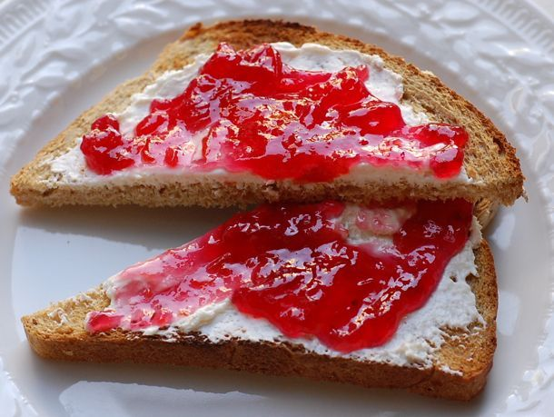 Recipe for Sour Cherry Jam that is out of this world for bright ...