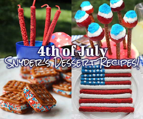 4th of july snack foods
