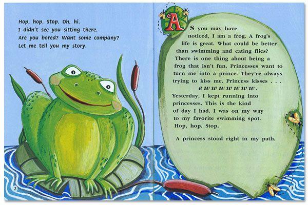 frog tale