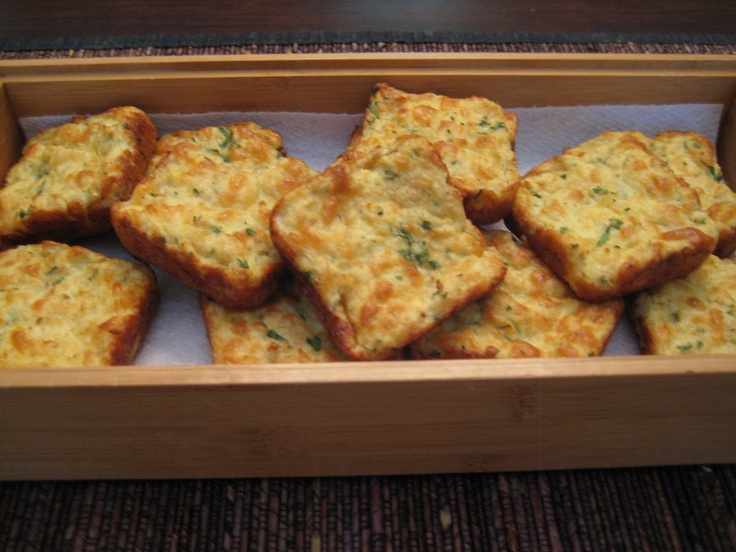 Italian Herb Bread or Biscuits | Buttoni's Low Carb Recipes