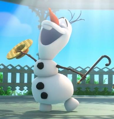 Olaf - my favorite character :)