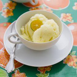 calamansi sorbet | My Favorite recipes | Pinterest