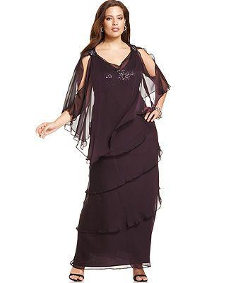 plus length t blouse maxi attire