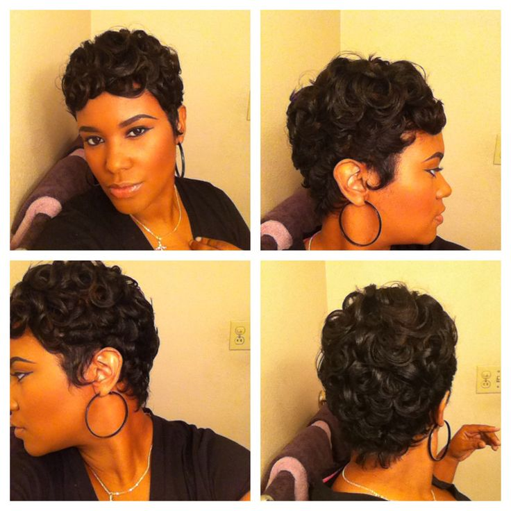 Black Woman Hairstyles A Way To Quick Braid For Short Hair