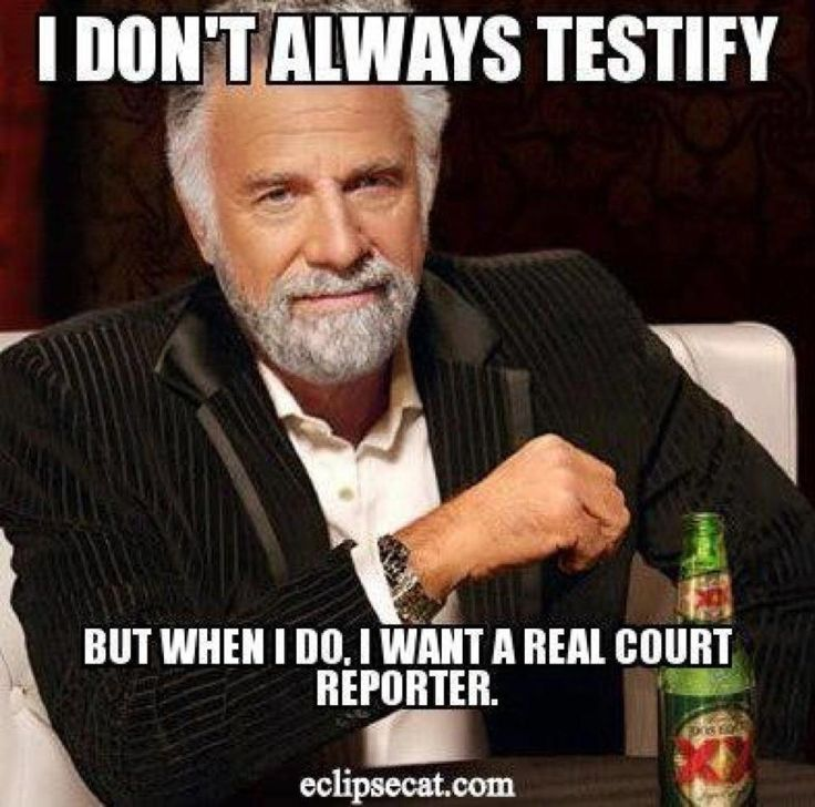 Court Reporting get for me