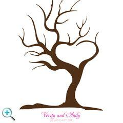 Tree Template Templates Pinterest