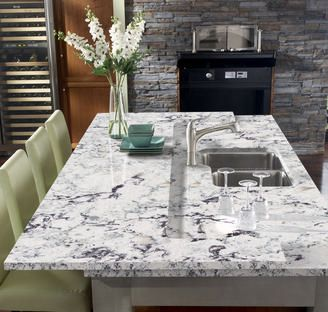 Praa Sands from Cambria's new Waterstone Collection.