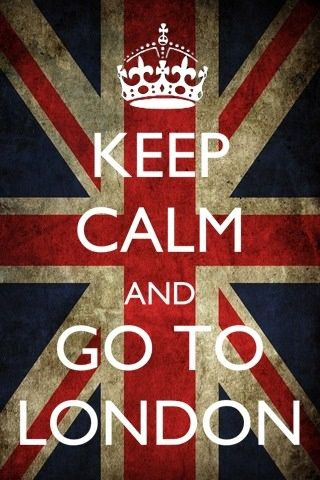 that's what we say :) Take a trip to London with us! Please visit http://travelingtroubadour.com for details