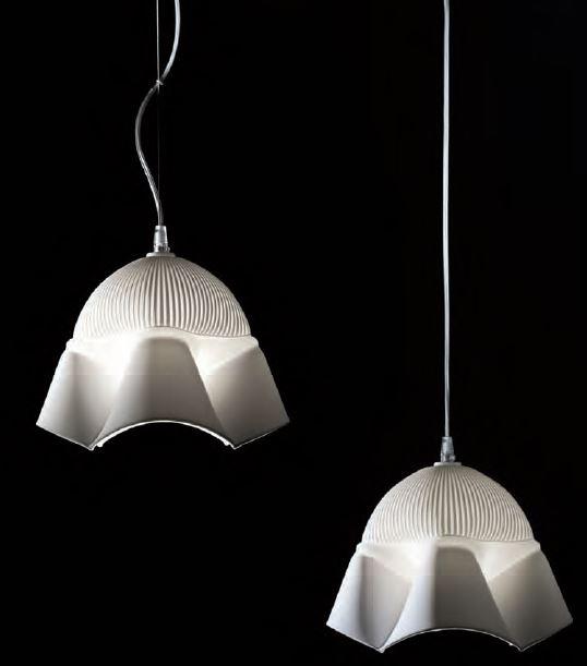 Lampada a sospensione design Bluebell BeWare Light Concept