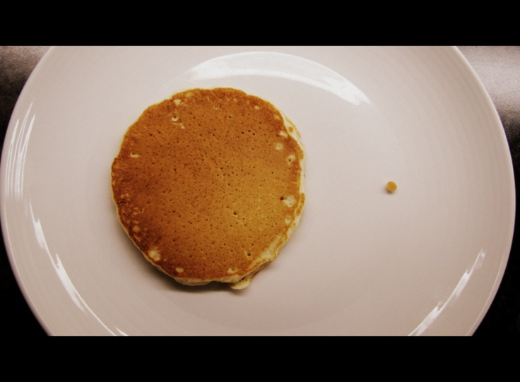 World's Smallest Pancake (pictured at right), August 12, 2012.