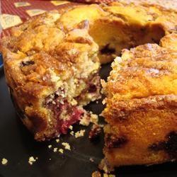 Gluten Free Blueberry Crumb Coffee Cake   yummy sweetness   Pinterest