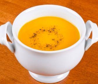 Carrot–Vadouvan Soup | James Beard Foundation