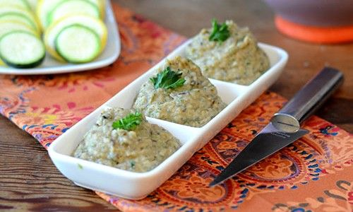 White Bean and Roasted Eggplant Hummus | Recipes | Pinterest