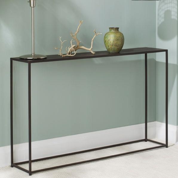 urban narrow console table