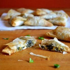 Herb, Chard, And Feta Soup Recipe — Dishmaps