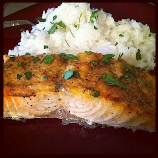 Brown Sugar And Mustard Glazed Salmon | recipes | Pinterest