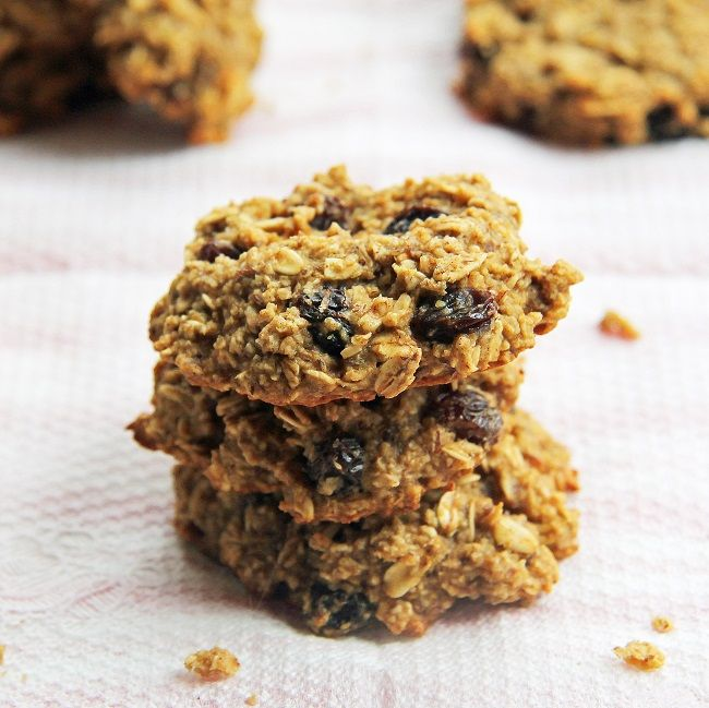 Mix it Up: Oatmeal Raisin Cookies | Baked Goods, Desserts, Smooothies ...