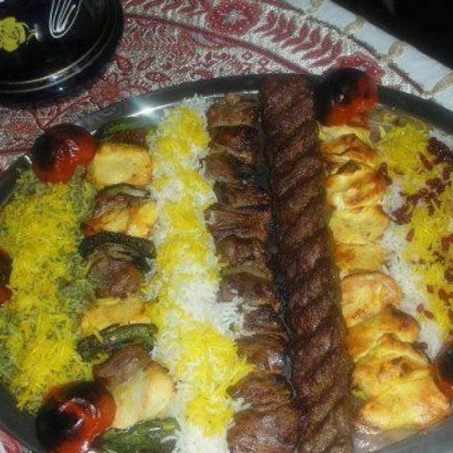 Persian Kabob :) | food | Pinterest
