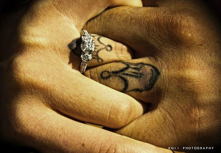 claddagh ring tattoo-#15