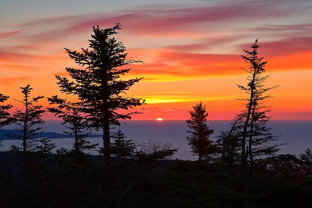 cadillac mountain sunrise outdoors pinterest. Cars Review. Best American Auto & Cars Review