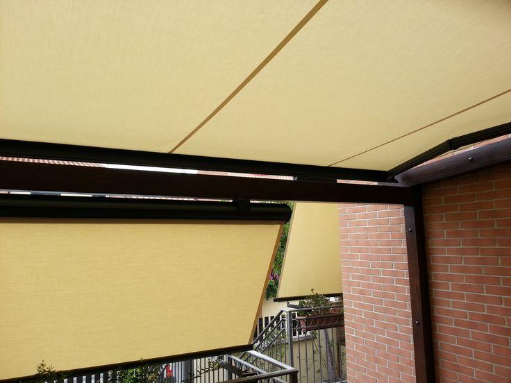 Arreda la tua casa con diversi modelli di tende da sole. Decorate your house with different models of awnings.