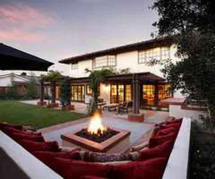 dream backyard home sweet home