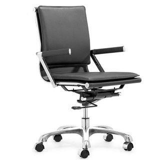 DINING ROOM OFFICE Manhattan Plus Modern Office Chair Overstock