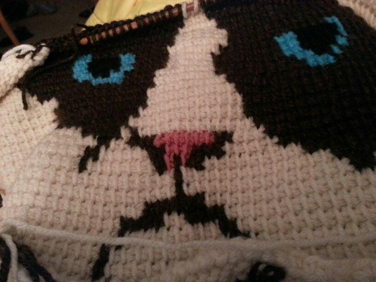 Grumpy Cat Crochet Hat Pattern Free : Crocheting A Grumpy Cat Afghan Knit and Crochet Pinterest