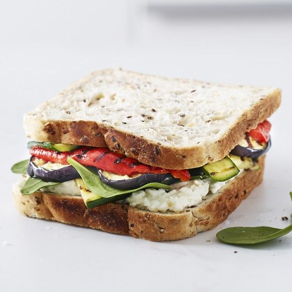California Grilled Veggie Sandwich Recipes — Dishmaps
