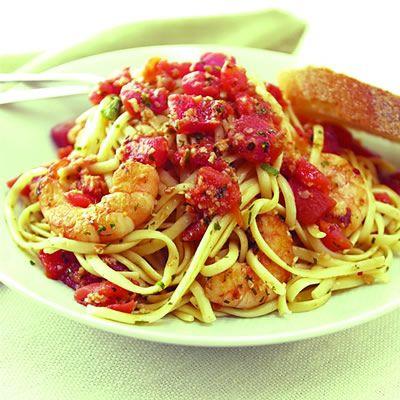 Shrimp Fra Diavolo w/ Linguine | Foodie - Everything Else Edition | P ...